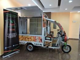 foto por diana choc 3 - Primer carro eléctrico diseñado por guatemaltecos