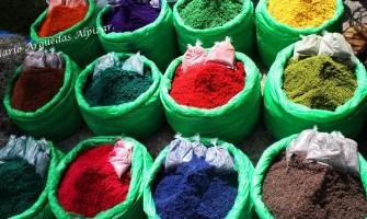 Entre aromas, colores y sabores de la Navidad