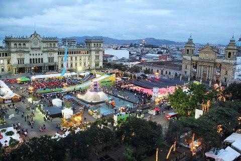 festival navideno centro historico carlos gonzales dec 2012 super - Entre aromas, colores y sabores de la Navidad