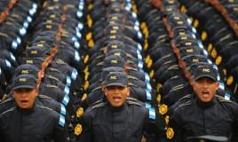 ¿Cómo inicio la Policía Nacional Civil en Guatemala?