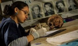 El trabajo de la Fundación de Antropología Forense