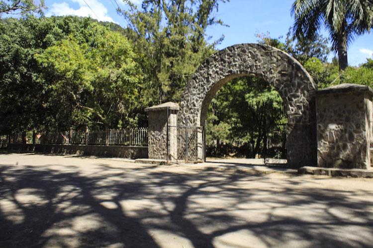 9 parque las ninfas llegada - Un recorrido por el Paseo del Lago Amatitlán
