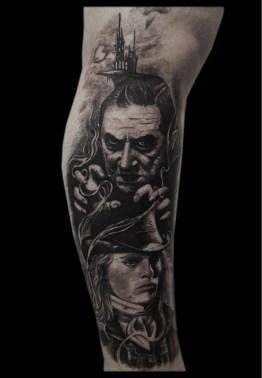 img 9105 - Iván Goñas, talentoso tatuador guatemalteco