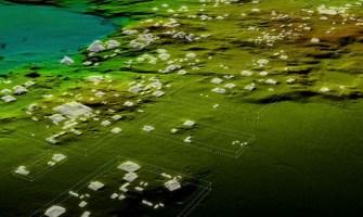 National Geographic Revela la Megalópolis Maya en Guatemala por medio de Tecnología Láser