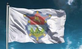 Escudo y Bandera del departamento de Guatemala