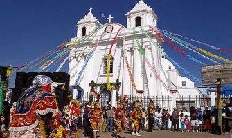 Las Ferias Patronales de Guatemala