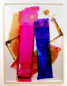 "David Renggli's ""I Love You (Strub Colour D.W.O.)"" (2013)"