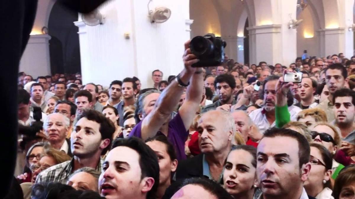 Tras la Semana Santa Algeciras huele a Rocío