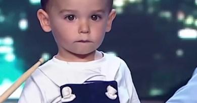 Hugo Molina y su tambor conquistan a toda España en el programa «Got Talent»