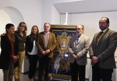 La pieza invitada de este mes en el Museo Municipal el Simpecado del Rocio