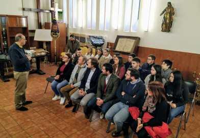 XV Encuentro de Jóvenes Cofrades organizado por la Cofradía del Nazareno