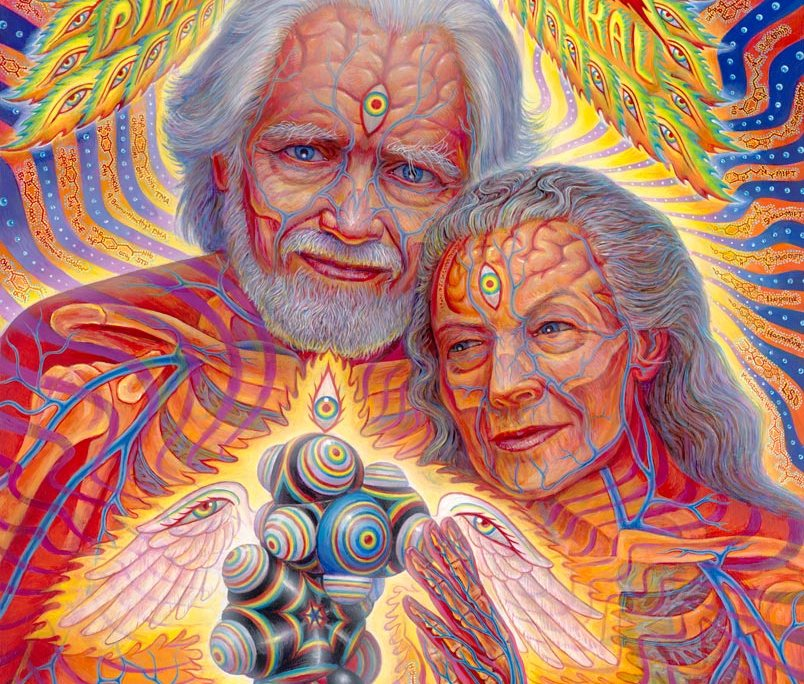 Shulgins – Alex Grey