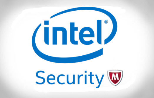 Intel Security = McAfee