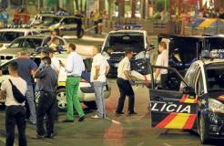 atraco joyeria Alicante 1 muerto 01.10.11