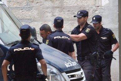atraco joyeria Alicante 1 muerto 01.10.11_detenidos2