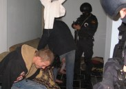 detenidos rumanos GOES