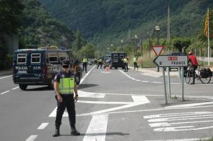UIP frontera control