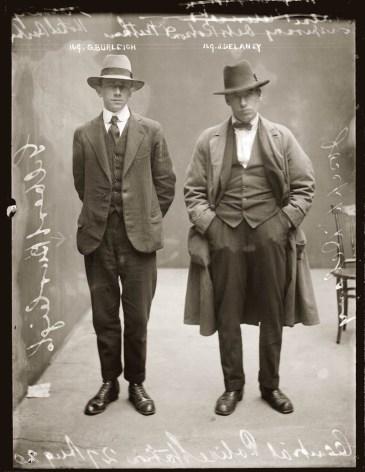 Australia Gilbert Burleigh and Joseph Delaney