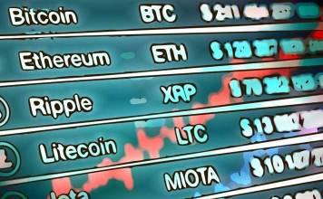 Principales criptomonedas en banda verde y BTC cerca de USD 3.600