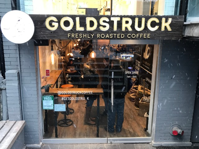 Goldstruck Coffee Toronto