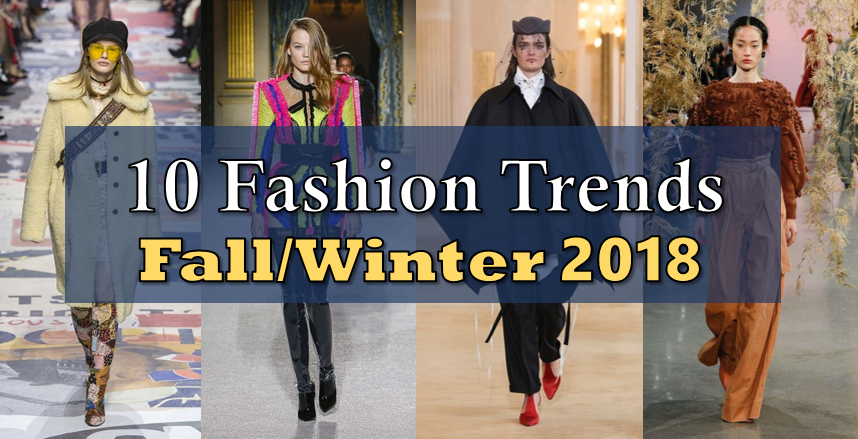 Canadian fashion: Trends for autumn/winter 2018 – Sil's World