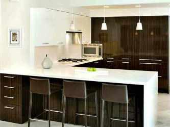 25 Cocinas modernas pequeñas Diseño y decoracion