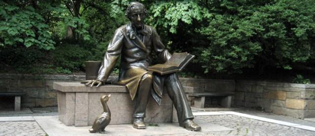 Resultado de imagem para foto do túmulo de Christian Andersen