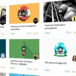 Cursos gratuitos online de arte, música, literatura, cine, pintura y creatividad