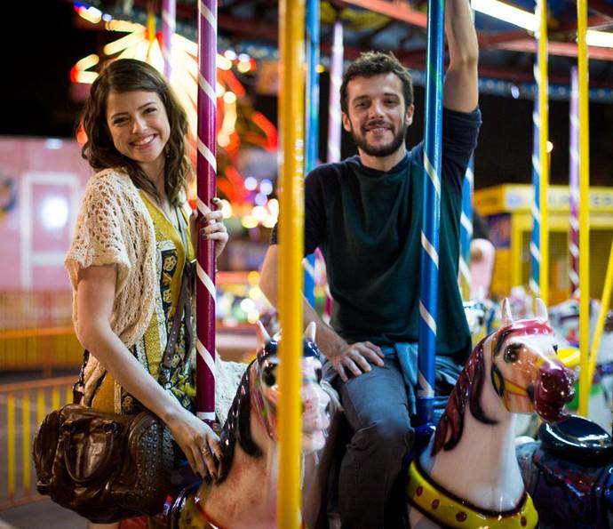 Look de Novela – Camila, Agatha Moreira em Haja Coração