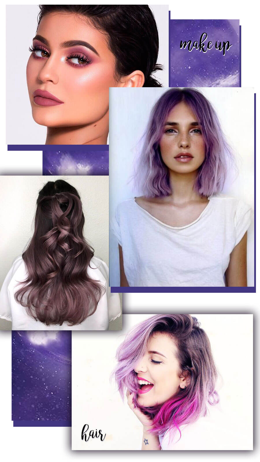 Ultra Violeta Cor do Ano