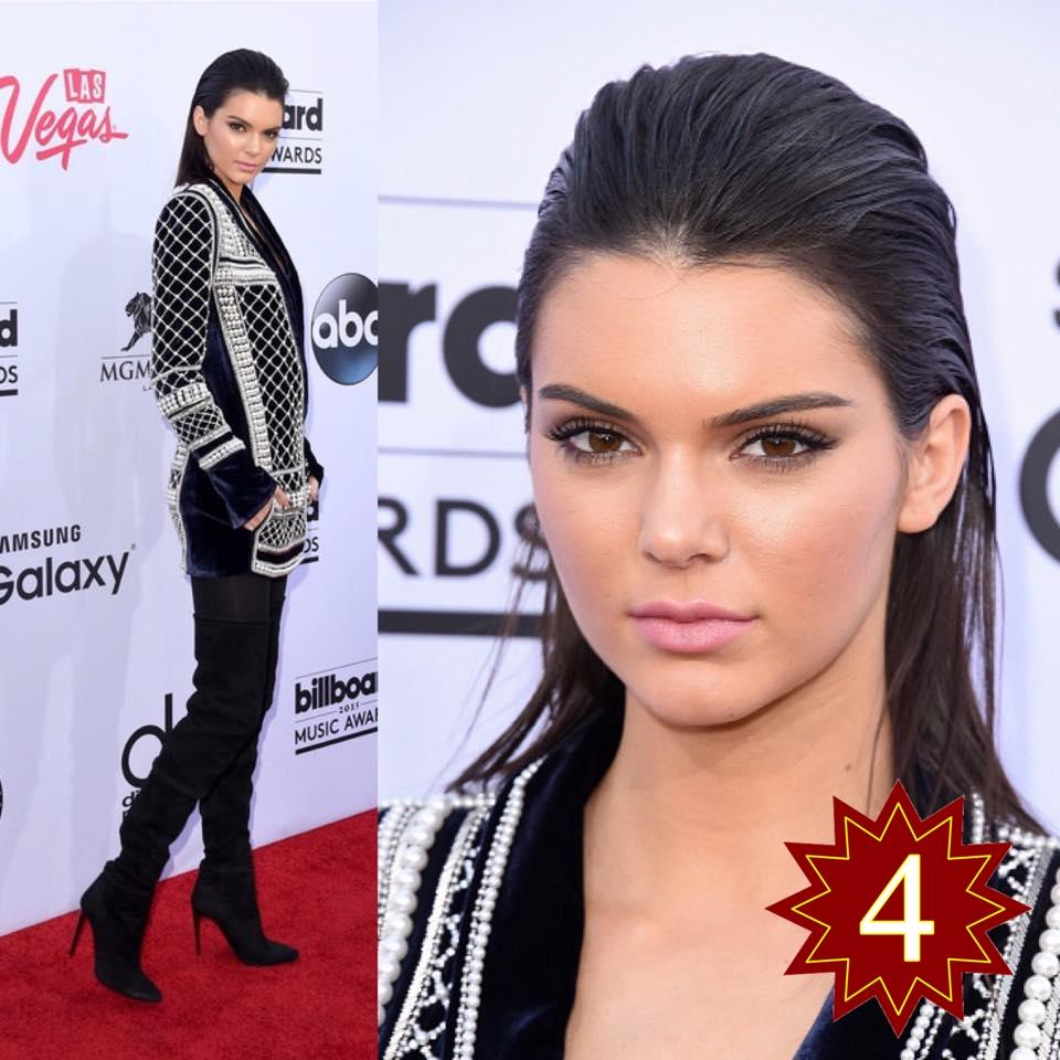 BMA Melhores Looks Kendall