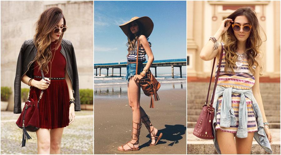 Fashion Coolture Bolsa Saco