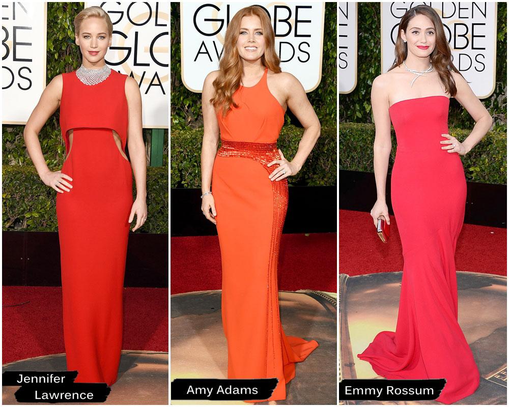Golden Globe Vermelho