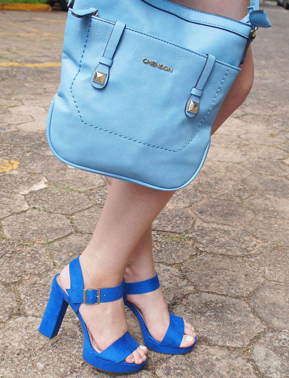 Bolsa e Salto Azul