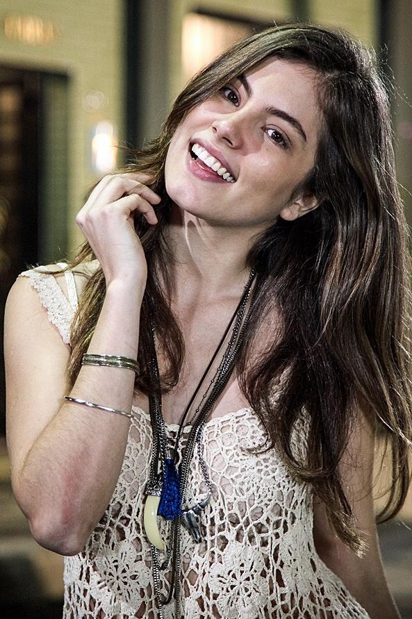 Look de Novela Bianca Malhação Sonhos