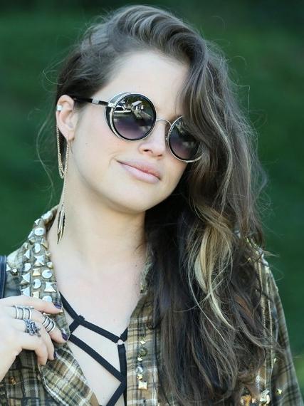 Look de Novela Giovanna Verdade Secretas