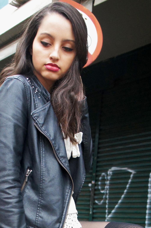 Look Rocker Jaqueta