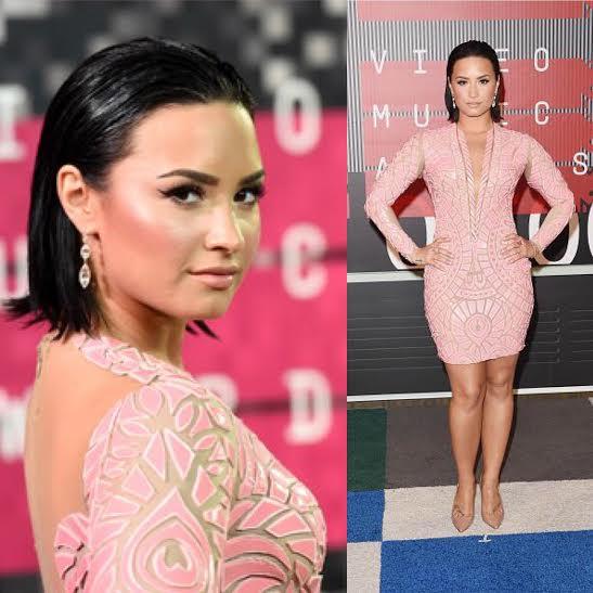 VMA 2015 Demi Lovato