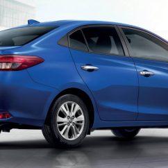 Toyota Yaris Ativ Trd All New Camry Singapore Possível Substituto Do Corolla Gli