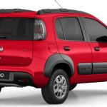 Fiat Uno 2020 Preco Fotos Versoes Equipamentos E Mais Mundo Do Automovel Para Pcd