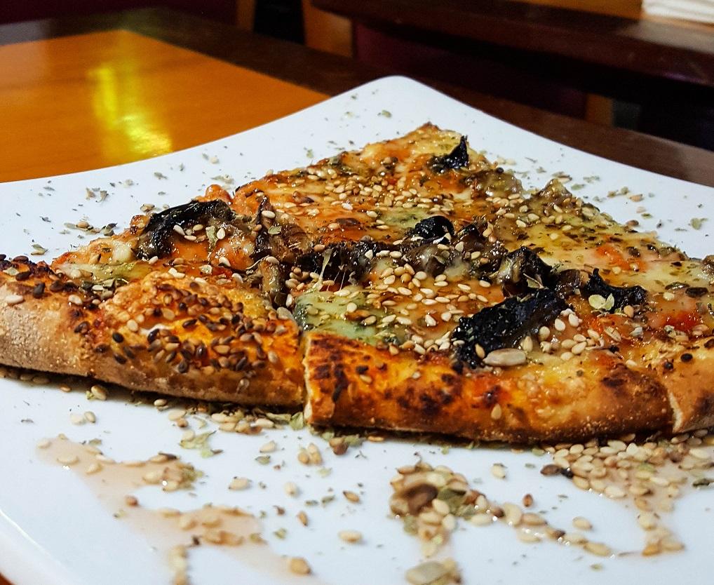 Tribas Pizza - A pizzaria saudável de Santa Teresa