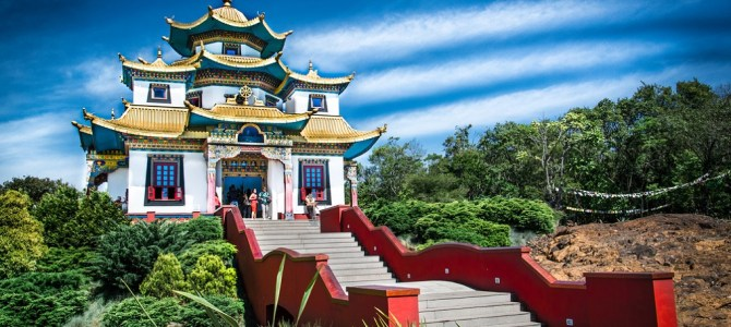 Templo Budista em Três Coroas – um pedacinho do Tibet no Brasil