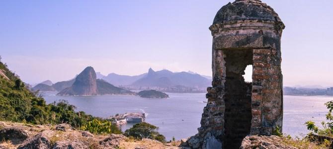 Turistando no Rio – Complexo dos Fortes