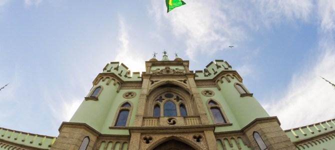 Turistando no Rio – Ilha Fiscal