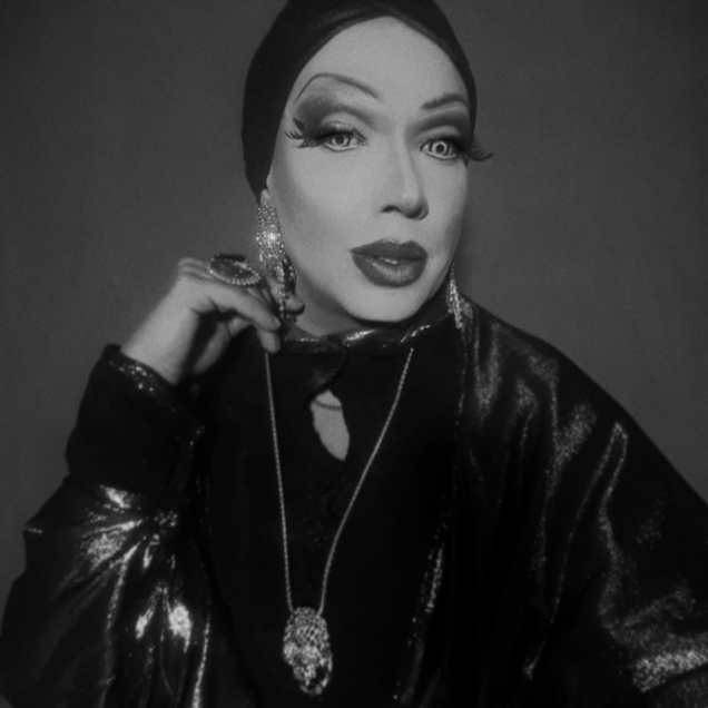 Drag Queen Victoria Addams Monroe