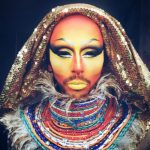 Drag Queens Nefertiti