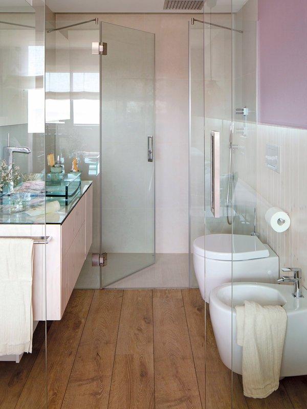 reforma de baño en paralelo