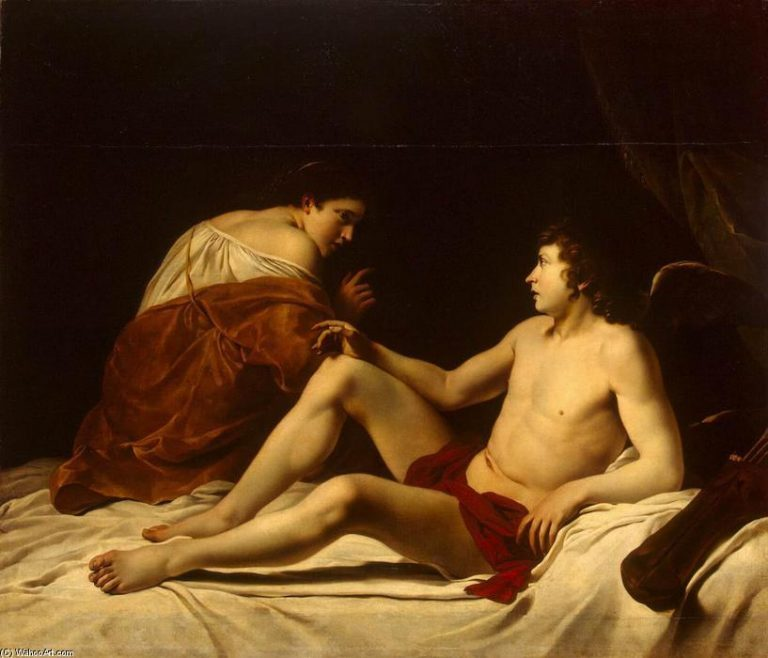 A história de Eros e Psiquê