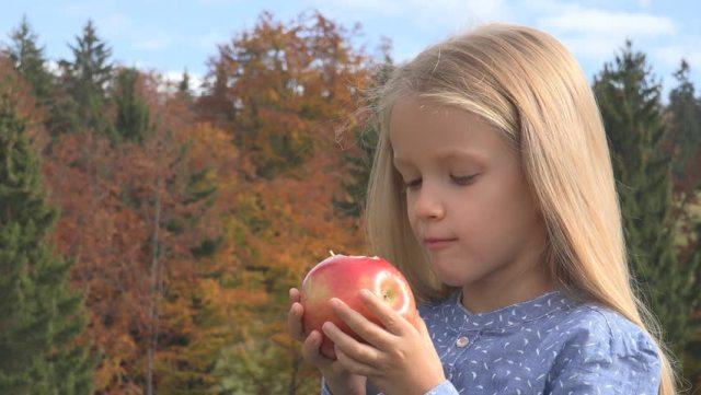 A maçã mais doce
