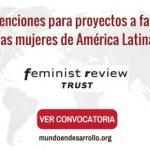 subvenciones para mujeres